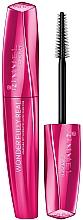 Parfums et Produits cosmétiques Mascara volume et longueur avec kératine - Rimmel Wonder Fully Real Mascara