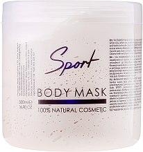Parfums et Produits cosmétiques Masque à l'argile blanche pour visage et corps - Sezmar Collection Professional Body Mask Sport