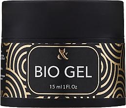 Parfums et Produits cosmétiques Gel de construction transparent 3 en 1 - F.o.x Bio Gel 3 in 1 Base Top Builder