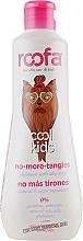 Parfums et Produits cosmétiques Shampooing à l'Aloe Vera - Roofa Cool Kids No More Tangles Shampoo