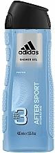 Parfums et Produits cosmétiques Gel douche - Adidas After Sport 3 Protein Shower Gel