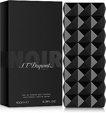 Dupont Noir Pour Homme - Eau de Toilette — Photo N1
