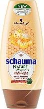 Parfums et Produits cosmétiques Après-shampooing à l'elixir de miel et huile de figue de Barbarie - Schwarzkopf Schauma Nature Moments Honey Elixir Balm