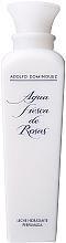 Parfums et Produits cosmétiques Adolfo Dominguez Agua Fresca de Rosas - Lait hydratant parfumé pour le corps