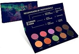 Parfums et Produits cosmétiques Palette de fards à paupières pressés - Affect Cosmetics Evening Mood Eyeshadow Palette