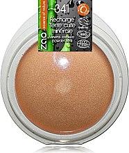 Parfums et Produits cosmétiques Poudre minérale cuite, pour visage - Zao Baked Face Powder Refill (recharge)