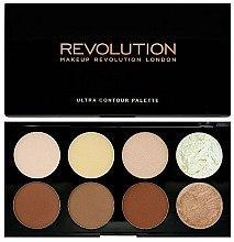 Parfums et Produits cosmétiques Palette contouring visage - Makeup Revolution Ultra Contour Palette