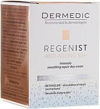 Parfums et Produits cosmétiques Crème de jour à l'huile d'avocat - Dermedic Regenist ARS 5 Retinolike Day Intensely Smoothing Repair Cream