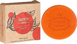 Parfums et Produits cosmétiques Savon naturel, Orange - Essencias De Portugal Living Portugal Orange