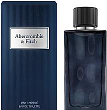 Parfums et Produits cosmétiques Abercrombie & Fitch First Instinct Blue - Eau de Toilette