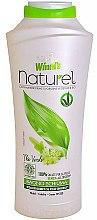 Parfums et Produits cosmétiques Mousse de bain à l'extrait de thé vert - Winni's Naturel Barano Schiuma The Verde