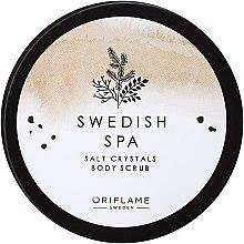 Parfums et Produits cosmétiques Gommage au sel pour corps - Oriflame Swedish Spa Body Scrub
