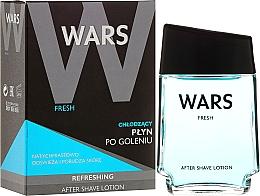 Parfums et Produits cosmétiques Lotion après-rasage - Wars Fresh