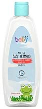 Parfums et Produits cosmétiques Shampooing au beurre de karité pour enfants - Dr.EA Unicorn Tear Free Baby Shampoo