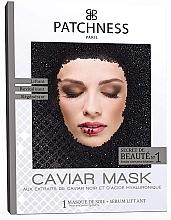 Parfums et Produits cosmétiques Masque à l'extrait de caviar noir pour visage - Patchness Caviar Mask