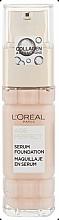 Parfums et Produits cosmétiques Fond de teint - L'Oreal Paris Age Perfect Collagen Serum Foundation