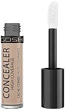 Parfums et Produits cosmétiques Cache-cernes haute couvrance - Gosh Concealer High Coverage
