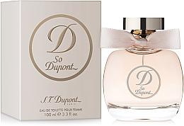 Parfums et Produits cosmétiques S.T. Dupont So Dupont Pour Femme - Eau de Toilette