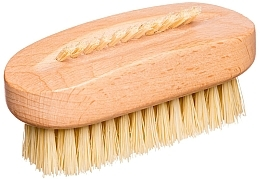 Parfums et Produits cosmétiques Brosse ovale pour mains et ongles, fibre de cactus - Miamed