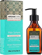 Parfums et Produits cosmétiques Sérum à l'huile d'argan bio pour cheveux - Arganicare Shea Butter Hair Serum