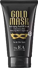 Parfums et Produits cosmétiques Masque peel-off aux extraits de fruits pour visage - Dr.EA Gold Mask