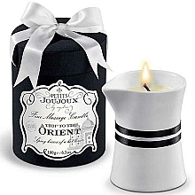 Parfums et Produits cosmétiques Bougie de massage - Petits Joujoux A Trip To Orient Massage Candle