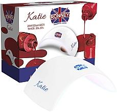 Parfums et Produits cosmétiques Lampe LED, blanc - Ronney Profesional Katie 24W (GY-LED-037(9C) Lamp