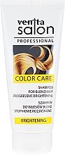 Parfums et Produits cosmétiques Shampooing pour cheveux blonds éclaircissant progressivement - Venita Salon Professional Brightening Shampoo