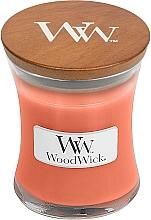 Parfums et Produits cosmétiques Bougie parfumée avec mèche en bois, Tamarin et Fruits - WoodWick Tamarind & Stonefruit Candle