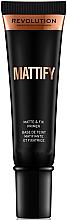 Parfums et Produits cosmétiques Base de teint matifiante et fixatrice - Makeup Revolution Mattify Primer