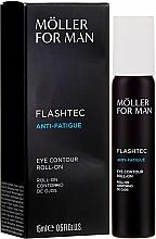 Parfums et Produits cosmétiques Roll-on anti-fatigue pour contour des yeux - Anne Moller Pour Homme Eye Contour Roll-On