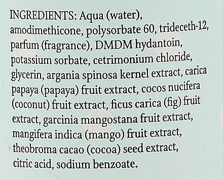 Spray démêlant à l'huile d'argan, figue et noix de coco - Love Boo Natural No More Knots — Photo N3