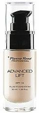 Parfums et Produits cosmétiques Fond de teint liftant - Pierre Rene Fluid Advanced Lift
