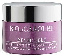 Parfums et Produits cosmétiques Traitement régénérant intensif à l'extrait de brède mafane pour visage - Bio et Caroube Reversible Intensive Restorative Treatment For Mature Skin