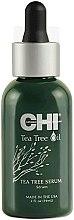 Parfums et Produits cosmétiques Sérum aux huiles d'arbre à thé et menthe poivrée pour cheveux - CHI Tea Tree Oil Serum