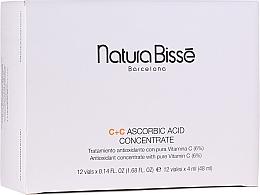 Parfums et Produits cosmétiques Concentré à la vitamine C pour visage - Natura Bisse C+C Vitamin Ascorbic Acid Concentrate