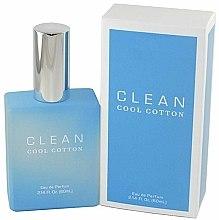 Parfums et Produits cosmétiques Clean Cool Cotton Womens - Eau de Parfum
