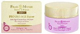 Parfums et Produits cosmétiques Crème de jour à l'extrait de silène et citron - Frais Monde Pro Bio-Age Repair Anti Age Face Cream 30 Years