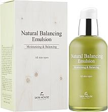 Emulsion à l'aloès pour visage - The Skin House Natural Balancing Emulsion — Photo N1