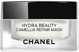 Parfums et Produits cosmétiques Masque baume régénérant et réconfortant à l'extrait de racines de gingembre pour visage - Chanel Hydra Beauty Camellia Repair Mask