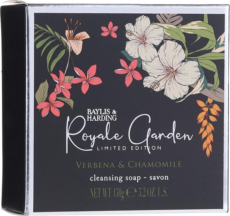 Coffret cadeau - Baylis & Harding Royale Garden Verbena & Chamomile (sh/cr/130ml + soap/150g + b/butter/100ml) — Photo N3