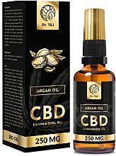 Parfums et Produits cosmétiques Huile d'argan 100% naturelle - Dr. T&J Bio Oil