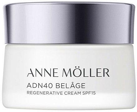 Crème de jour régénératrice pour visage et cou - Anne Moller ADN40 Belage Regenerative Cream SPF15 — Photo N1