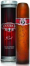 Parfums et Produits cosmétiques Cuba Red - Eau de Toilette