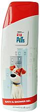 Parfums et Produits cosmétiques Gel bain et douche - Corsair The Secret Life Of Pets Bath&Shower Gel