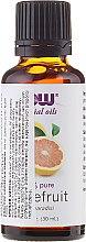 Parfums et Produits cosmétiques Huile essentielle de pamplemousse 100 % pure - Now Foods Grapefruit Essential Oils