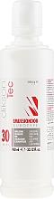 Parfums et Produits cosmétiques Crème oxydante 9% - Dikson Tec Emulsiondor Eurotype 30 Volumi