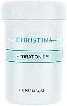 Parfums et Produits cosmétiques Gel hydratant à l'aloe vera pour visage - Christina Hydration Gel