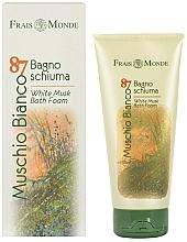 Parfums et Produits cosmétiques Mousse de bain au parfum de musc blanc - Frais Monde Muschio Bianco 87 White Musk Bath Foam