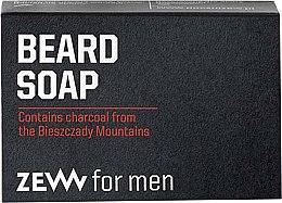 Parfums et Produits cosmétiques Savon à barbe - Zew For Men Natural Beard Soap